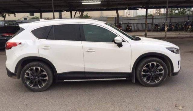 Chính chủ bán Mazda CX 5 2.5 đời 2017, màu trắng