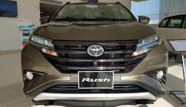 Bán ô tô Toyota Rush 2019, màu vàng, nhập khẩu nguyên chiếc