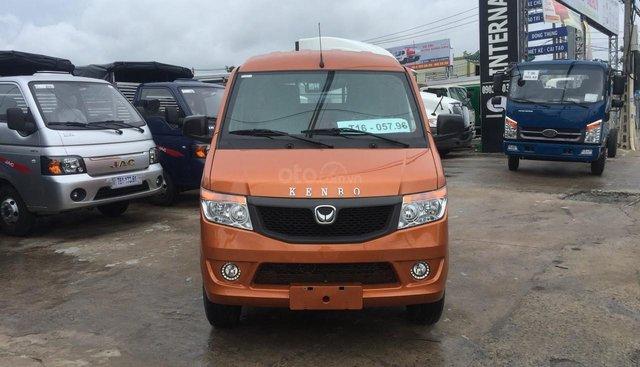 Xe tải van nhãn hiệu Kenbo 5 chỗ, lưu thông không cấm giờ, giá tốt 2019