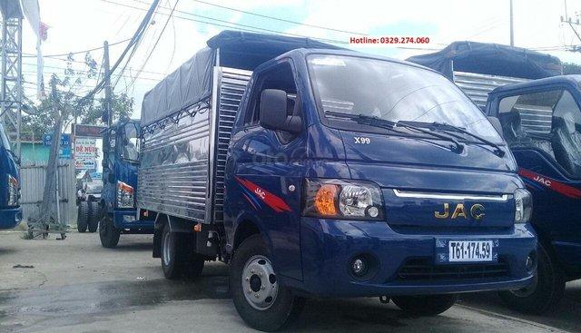 Xe ôtô tải, nhãn hiệu Jac 990kg, 1250kg, 1490kg, giá tốt bao cạnh tranh 2019