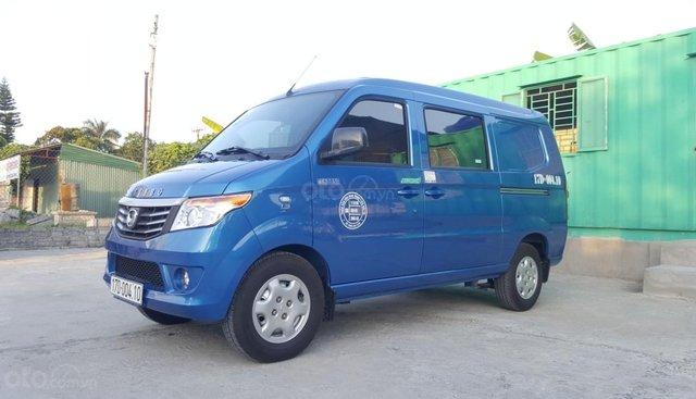 Đại lý kenbo Thái Bình bán xe tải van Kenbo 5 chỗ