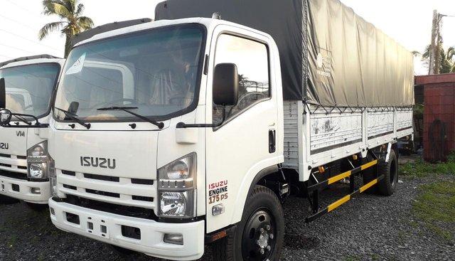Bán xe tải Isuzu 8 tấn 2 Euro4 đời 2019 thùng dài 7m