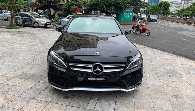 Bán xe Mercedes C200 2016 màu đen