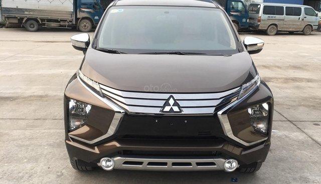 Bán ô tô Mitsubishi Xpander đời 2019, màu nâu, nhập khẩu, với nhiều ưu đãi hấp dẫn