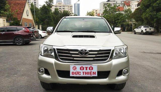 Bán xe Toyota Hilux 2.5MT đời 2013