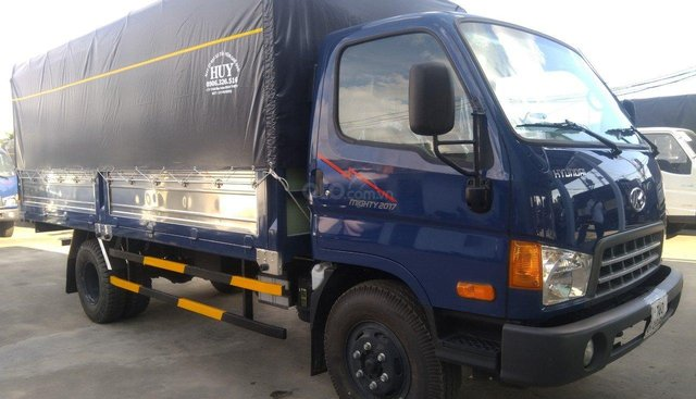 LH: 0901 47 47 38 - Xe tải 8 tấn Hyundai Mighty, cavet Hyundai, mới 100%