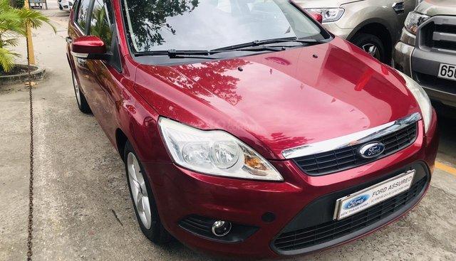 Bán Ford Focus 1.8 L AT đời 2013, màu đỏ, giá tốt
