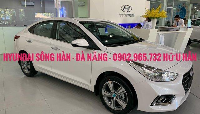 Bán Hyundai Accent 2019, giá tốt, hỗ trợ Grap - vay vốn 80% LH: 0902.965.732 Hữu Hân