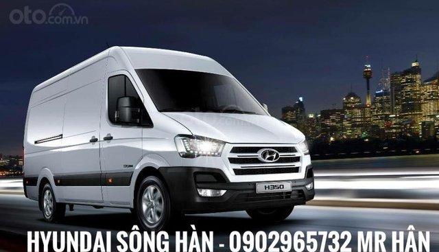 Hyundai Đà Nẵng - Hyundai Solati 2019, màu trắng giao ngay, hỗ trợ vay 80% - LH: 0902.965.732 Hữu Hân