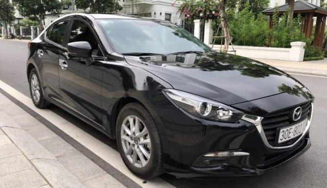 Chính chủ bán Mazda 3 Facelift đời 2017, màu đen