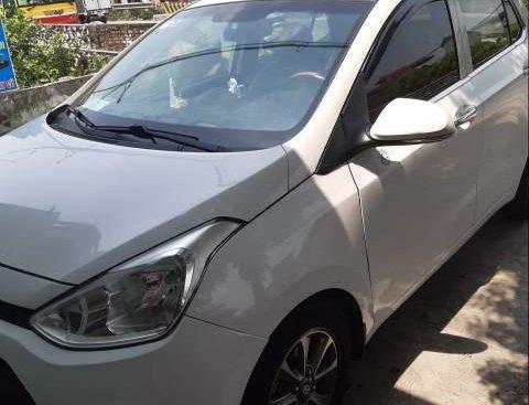 Bán Hyundai Grand i10 đời 2015, màu trắng, xe nhập, 285 triệu