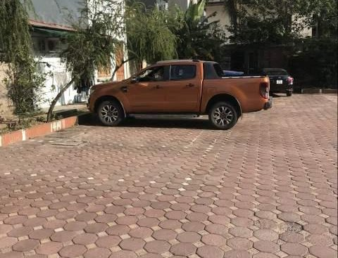 Cần bán lại xe Ford Ranger 2.2 4x2 AT năm sản xuất 2016, xe nhập như mới giá cạnh tranh