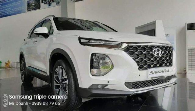 Bán Hyundai Santa Fe 2019, đủ màu, giao ngay