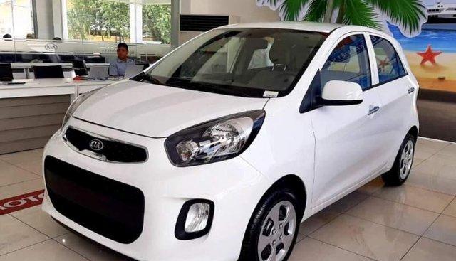 Cần bán Kia Morning đời 2019, màu trắng, giá chỉ 339 triệu