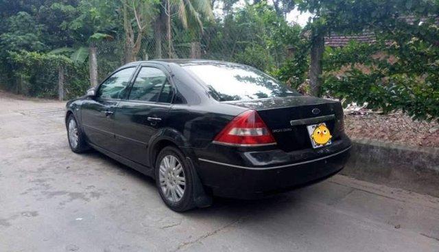 Bán ô tô Ford Mondeo đời 2003, màu đen, giá chỉ 190 triệu