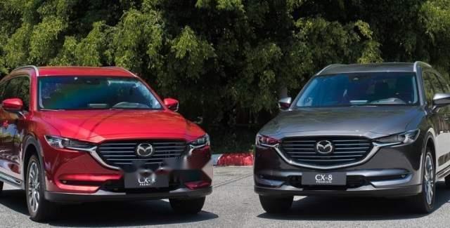 Bán Mazda CX-8 Luxury đời 2019, giao xe ngay