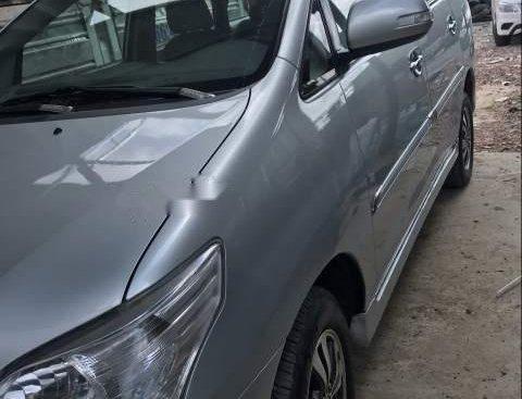 Bán Toyota Innova E sản xuất năm 2015, màu bạc