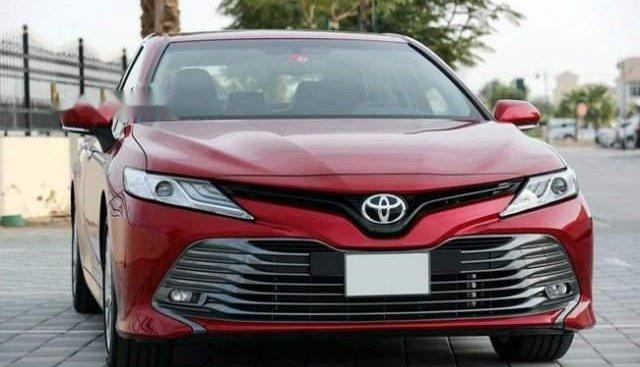 Bán Toyota Camry 2.5Q đời 2019, màu đỏ, nhập khẩu Thái