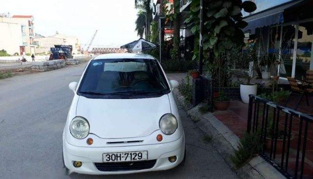 Bán Daewoo Matiz năm sản xuất 2007, màu trắng, đẹp xuất sắc