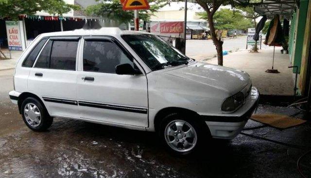 Lên đời bán Kia CD5 đời 2002, màu trắng