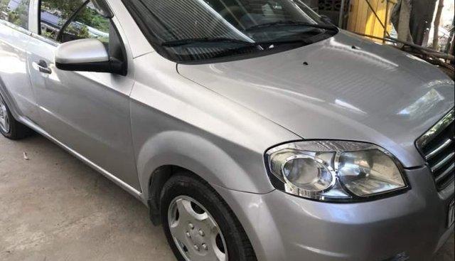 Bán Daewoo Gentra năm sản xuất 2008, màu bạc, nhập khẩu