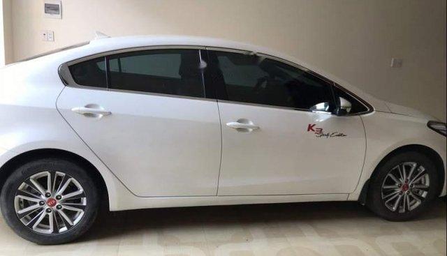 Bán Kia K3 1.6 MT sản xuất 2016, màu trắng