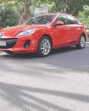 Bán Mazda 3 sản xuất năm 2013, màu đỏ như mới