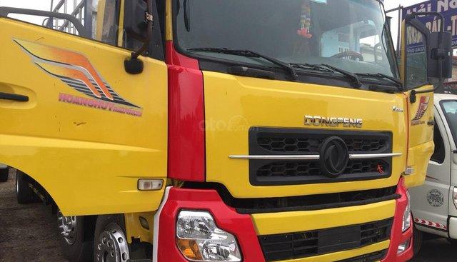 Bán ô tô Dongfeng B190 đời 2012, màu vàng, nhập khẩu nguyên chiếc, giá rẻ