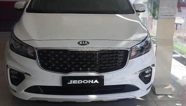 Bán Kia Sedona mẫu 2019, chương trình ưu đãi hấp dẫn
