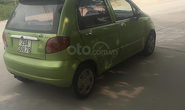 Cần bán Daewoo Matiz SE năm 2006, màu xanh lam, tên tư nhân