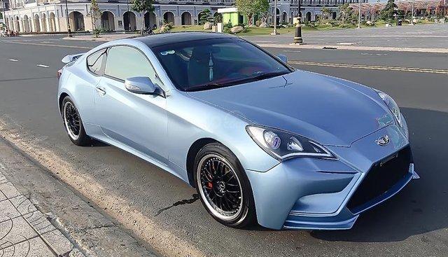 Cần bán xe Genesis Coupe 2.0 Turbo 2009 đăng kí 2010