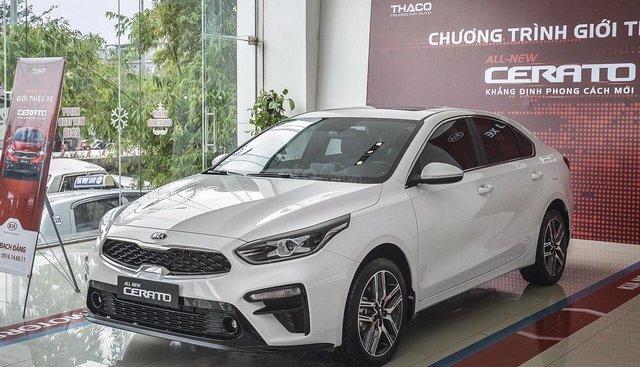 Bán Kia Cerato 2019 ưu đãi giảm tiền mặt, hỗ trợ ngân hàng tới 90% xe