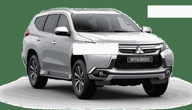Bán Mitsubishi Pajero Sport Diesel 4x2 MT nhập khẩu Thái Lan, tặng ghế da camera lùi đuôi gió