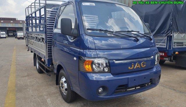Bán xe tải JAC 1T25 thùng dài 3m2 máy dầu, giá mềm