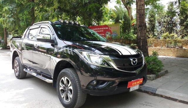 Ô Tô Thủ Đô bán xe Mazda BT50 2.2AT 2016, màu đen 529 triệu