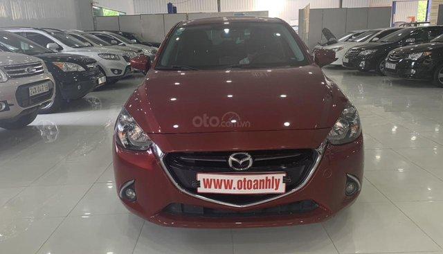 Cần bán Mazda 2 2017, màu đỏ
