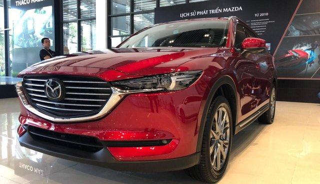 Bán Mazda CX8 - Giao xe ngay - Giá tốt chỉ từ 1149 tr, trả góp lên tới 90%