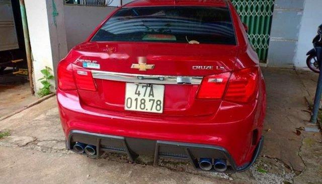 Bán xe Chevrolet Cruze đời 2012, màu đỏ, nhập khẩu