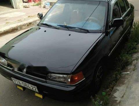 Bán xe Mazda 323 đời 1995, màu đen, nhập khẩu