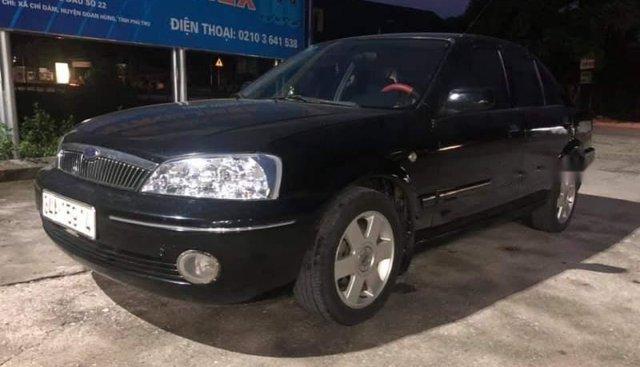 Cần bán xe Ford Laser đời 2003, màu đen