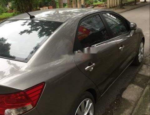 Gia đình bán lại xe Kia Forte đời 2011, màu xám