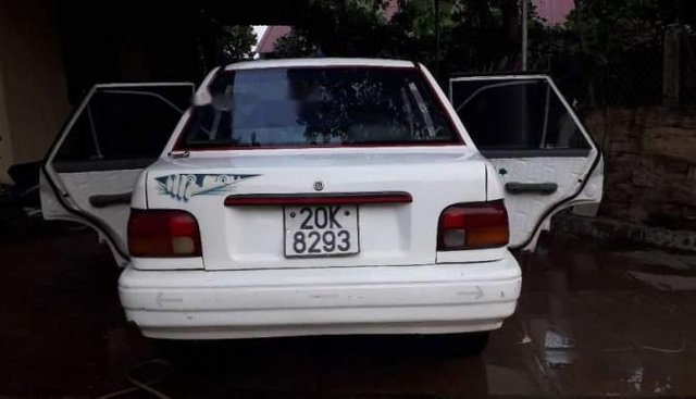 Bán ô tô Kia Pride 1996, màu trắng, xe nhập