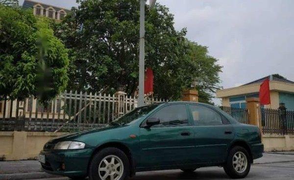 Bán Mazda 323 đời 2000, nhập khẩu, bản đủ