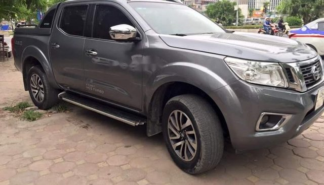 Bán xe Nissan Navara VL năm sản xuất 2015, màu xám, nhập khẩu