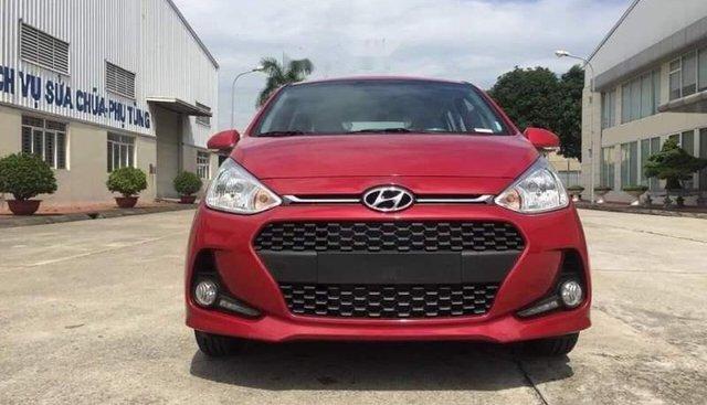 Bán Hyundai Grand i10 năm 2019, màu đỏ