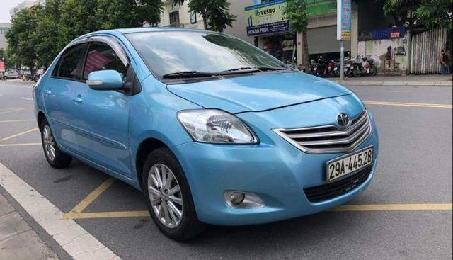Bán ô tô Toyota Vios G đời 2010, màu xanh