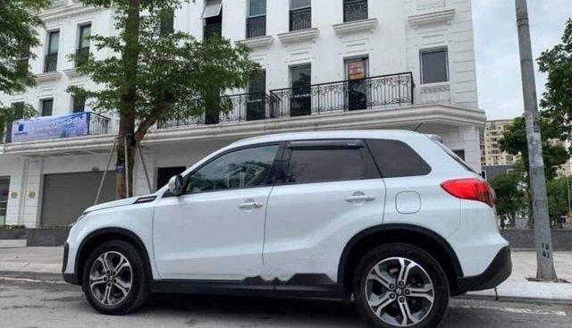 Bán Suzuki Vitara đời 2016, màu trắng, nhập khẩu