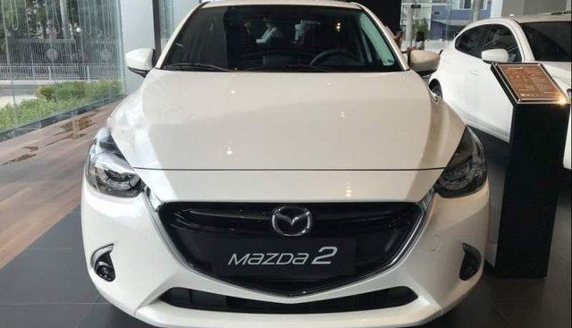 Bán ô tô Mazda 2 đời 2019, màu trắng, nhập khẩu nguyên chiếc