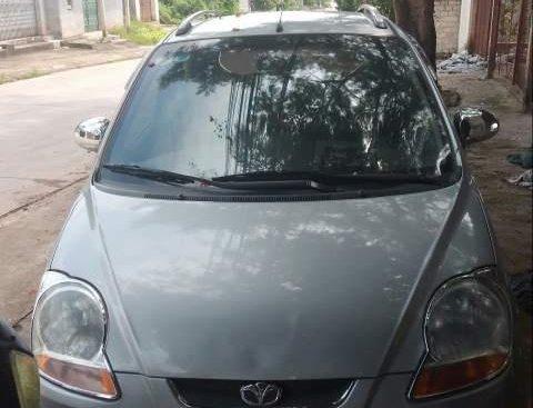 Chính chủ bán Daewoo Matiz đời 2008, màu bạc