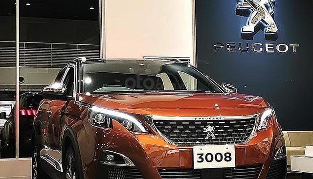 Cần bán xe Peugeot 3008 đời 2019 giá tốt